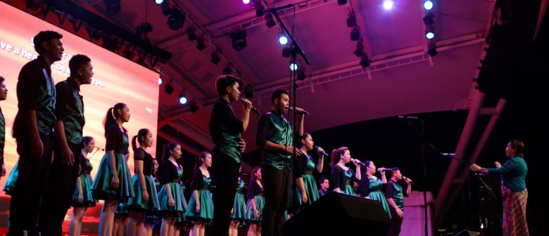 Voices: ITE Show Choir