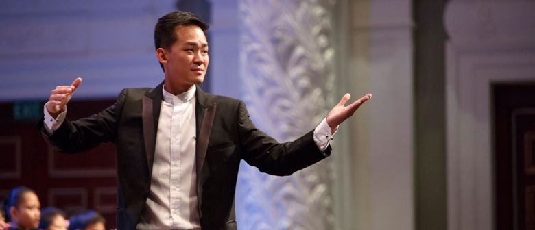 Voices: Introduction to Choral Conducting by Darius Lim