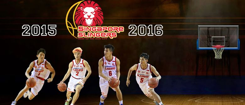 Singapore Slingers – 2015-16 ASEAN Basketball League