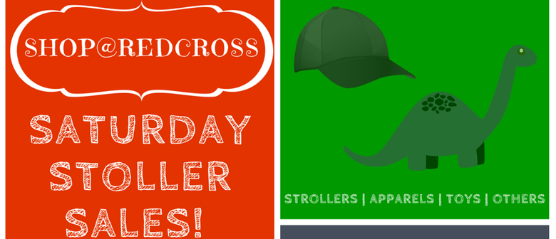 Shop@Redcross Saturday Stroller Sales