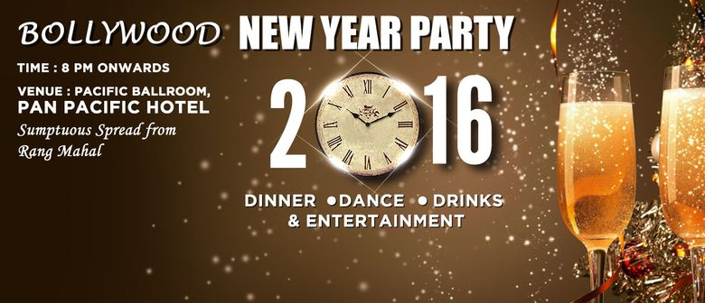 Bollywood New Year Party 2016