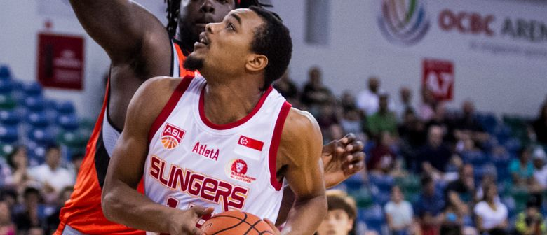 ABL - Singapore Slingers vs Pilipinas MX3 Kings