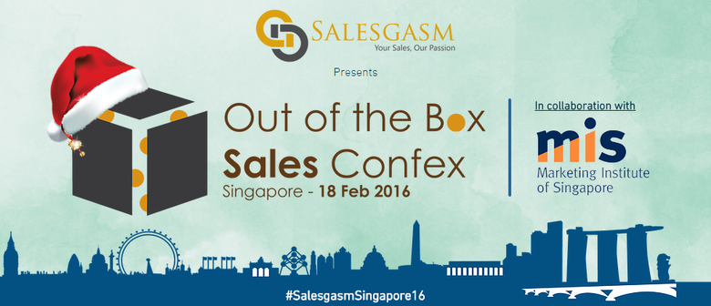 Out Of The Box Sales Confex