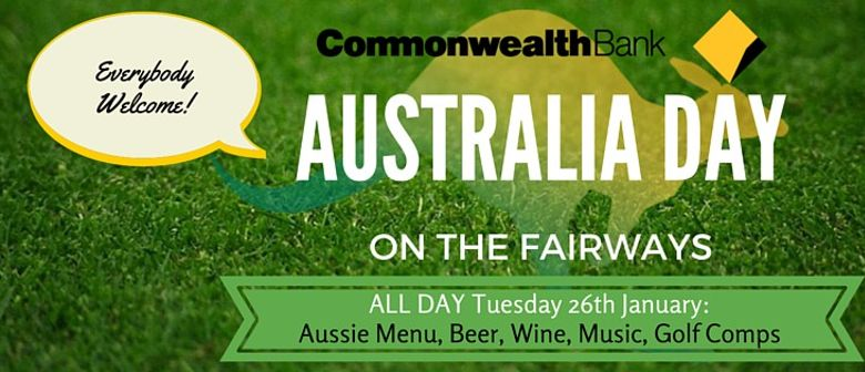 CommBank Hosts Australia Day