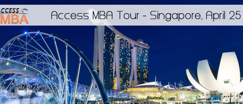 Meet Top Business Schools One-to-One In Singapore