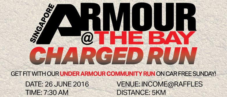 Under Armour's Armour At the Bay - Charged Run