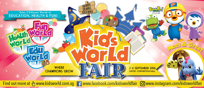 Kids World Fair - Where Champions Grow