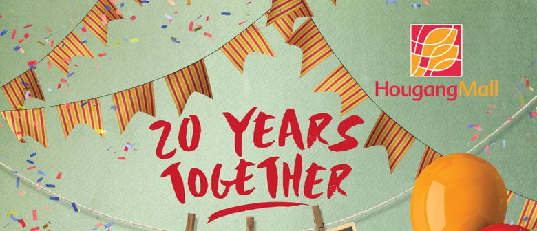 Two Decades Together - Non-Stop Fun this September