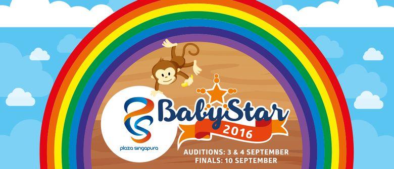 Plaza Singapura BabyStar 2016
