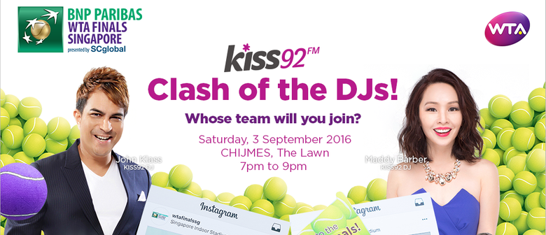 Kiss92Fm WTA Finals Tennis Showdown