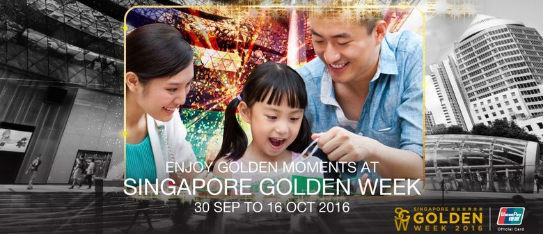 Singapore Golden Week 2016