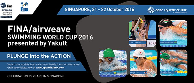 FINA/Airweave Swimming World Cup 2016