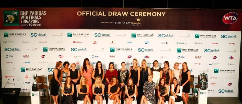 Singles Public Draw Ceremony