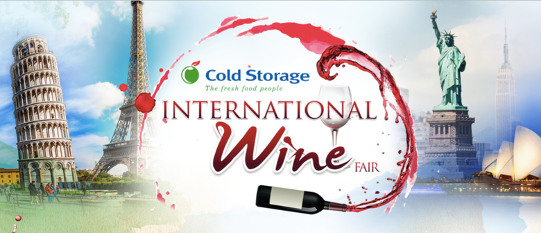 Cold Storage International Wine Fair