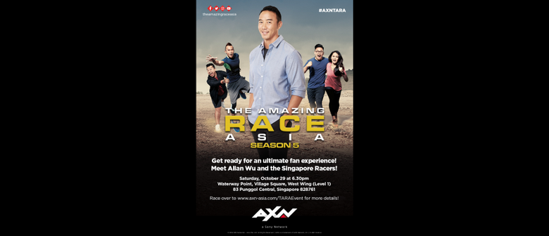 The Amazing Race Asia Meet and Greet