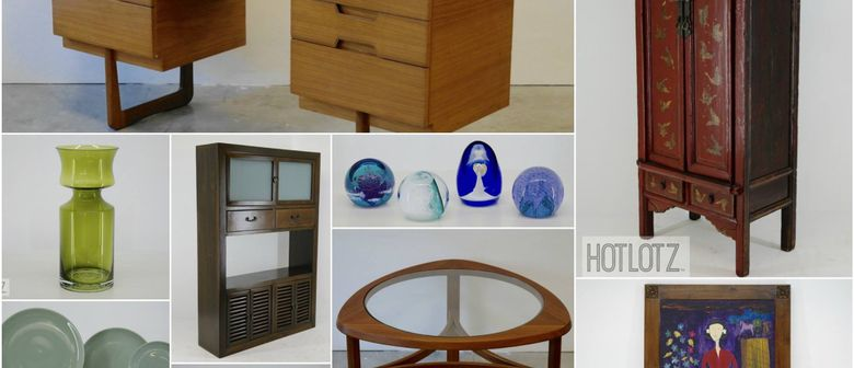 Interiors and Antiques Auction Sale