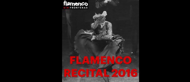 Flamenco Recital Showcase 2016