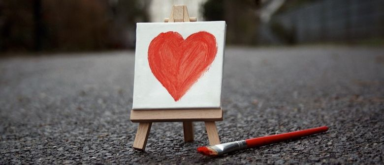Brushes and Strokes - Art Jamming Session - For Singles Only