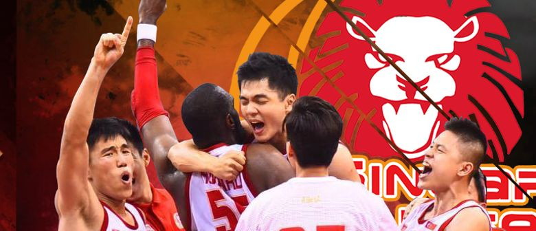 ASEAN Basketball - Singapore Slingers Vs Koahsiung Truth