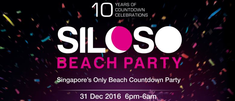 Siloso Beach Party 2016