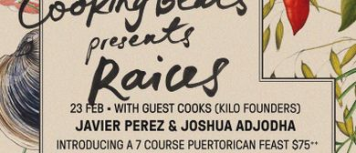Cooking Beats – Raices