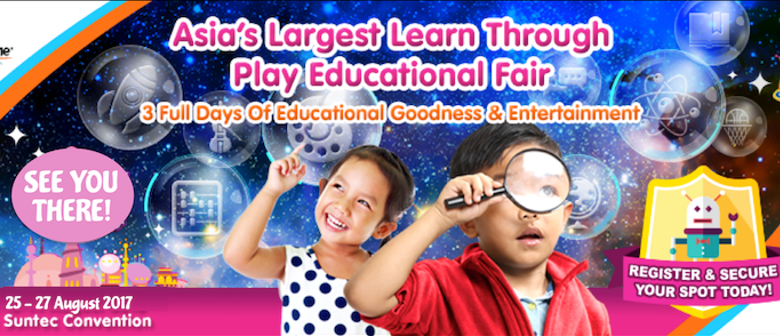 Asia's Largest Learn – Through-Play Edu-Festival