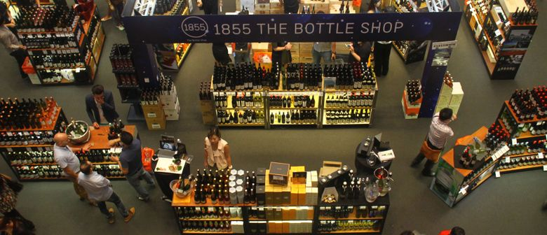 1855 The Bottle Shop Wine & Whisky Week Spring Edition