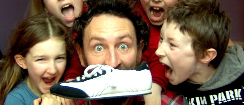 Gimme Your Left Shoe – Comedy for Kids