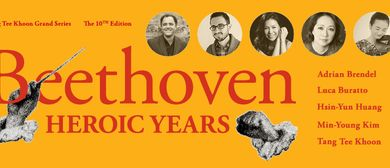 Beethoven Heroic Years Concert Series