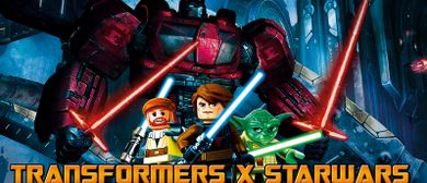 Transformers X Star Wars  Lego Robotics Coding Camp