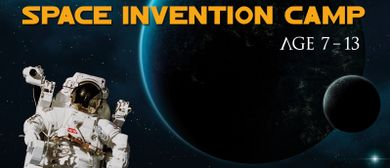 Space Invention Camp for Age 7–13
