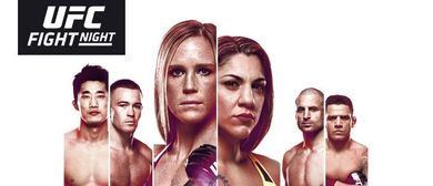UFC Fight Night® Singapore – Holm Vs. Correia