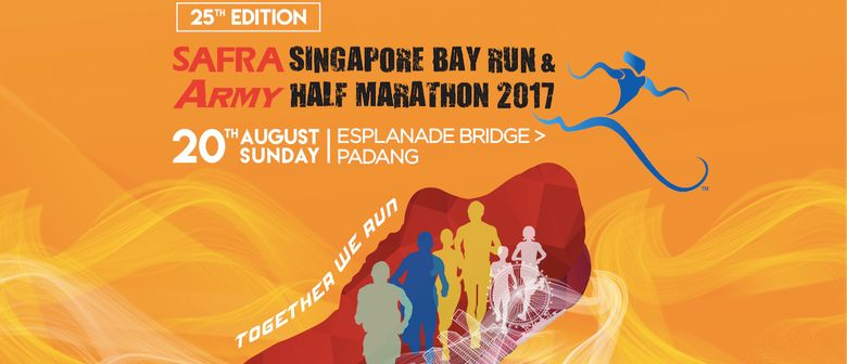 SAFRA Singapore Bay Run & Army Half Marathon 2017