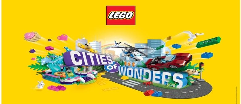 LEGO® Cities of Wonders