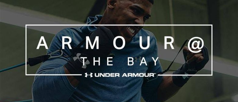 Armour At the Bay