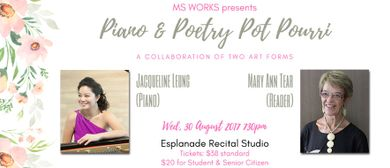Piano and Poetry Pot Pourri