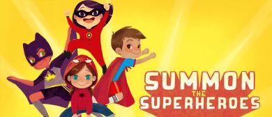 SSO Concerts for Children – Summon the Superheroes