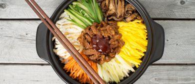 Korean Bibimbap – Cooking Class By Chicken Up