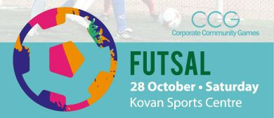 Corporate Community Games 2017 – Futsal