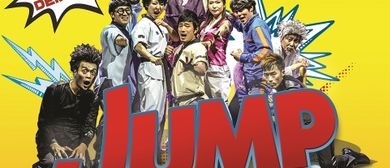Jump – Gravity-Defying and Internationally Acclaimed Comedy