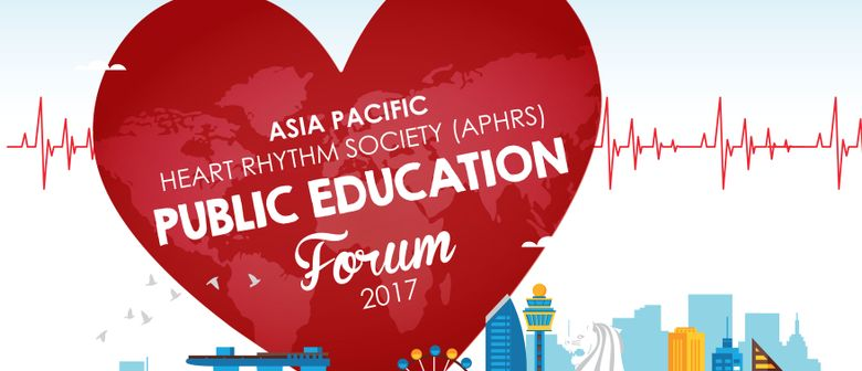 Asia Pacific Heart Rhythm Society Public Education Forum