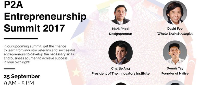 P2A Entrepreneurship Summit