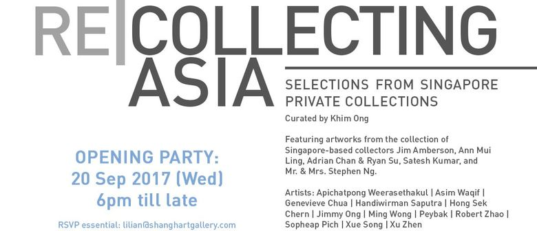 Opening Night of Re|Collecting Asia