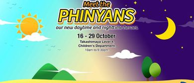 Phiten Welcomes Phinyans