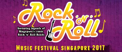 Rock N Roll Music Festival Singapore 2017