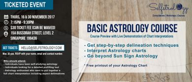 Basic Astrology Course – Preview