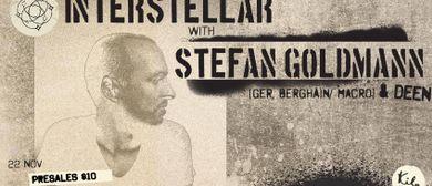 Interstellar With Stefan Goldmann and Deen