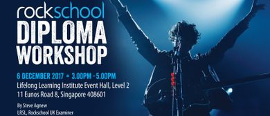 Rockschool Diplomas Workshop By Steve Agnew