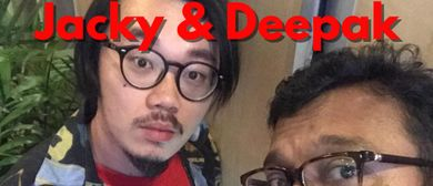 Stand-Up Comedy: Jacky & Deepak, Work In Progress