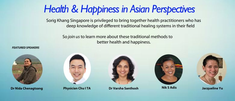 A Dialogue on Traditional Medicine – Health & Happiness
